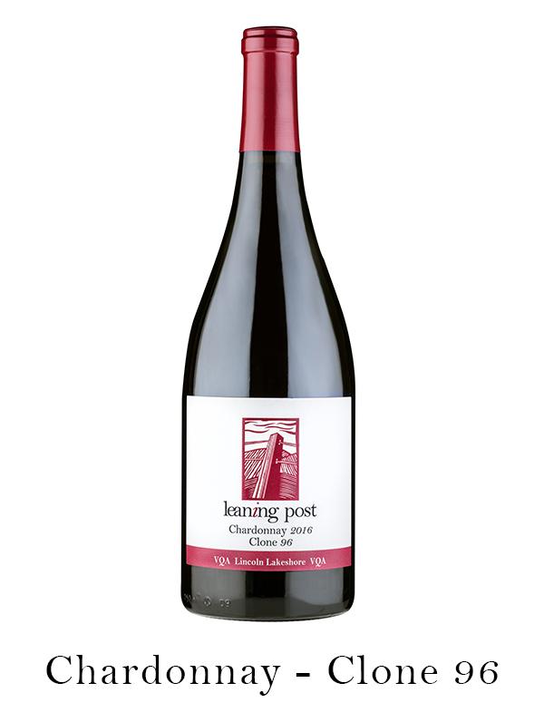 Chardonnay Clone 96 wine bottle