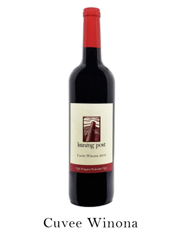 Cuvee Winona wine bottle