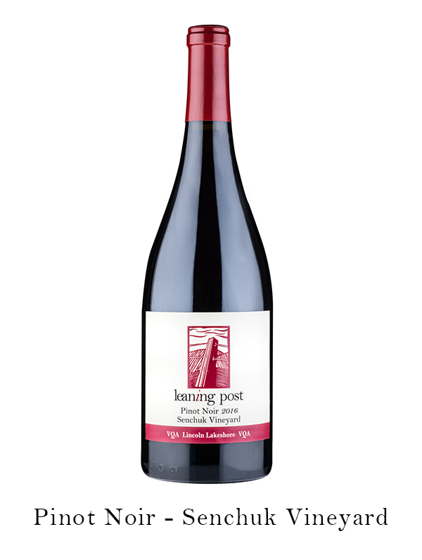 Pinot Noir - Senchuk Vineyard wine bottle